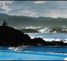 Costa Rican Fisherman by Trevor Murphy