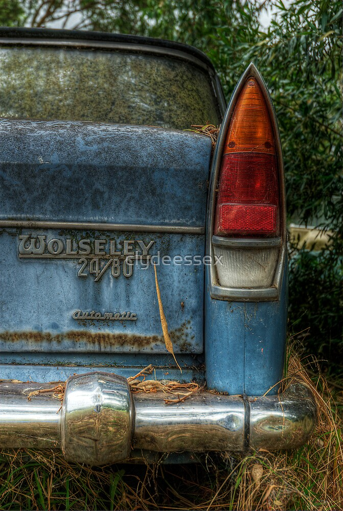 Wolseley 24/80 - HDR by clydeessex