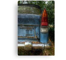 Wolseley 24/80 - HDR Canvas Print