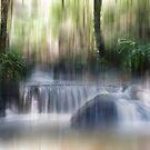 Cascades redux by Greg Carrick