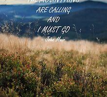 Mountains are calling 2 by artesonraju