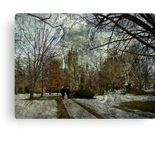 Higher Education Canvas Print