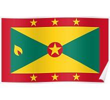 Grenada - Standard Poster