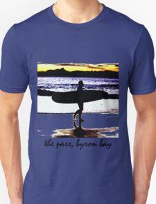 the pass, byron bay T-Shirt