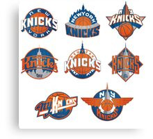 Rejected Knicks Canvas Print