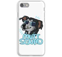 MUTT SQUAD iPhone Case/Skin