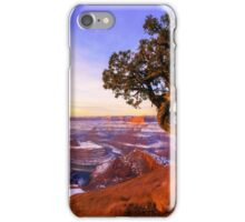 Winter at Dead Horse iPhone Case/Skin