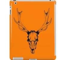 Deer dots tattoo  iPad Case/Skin