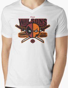 The Wilsons Mens V-Neck T-Shirt