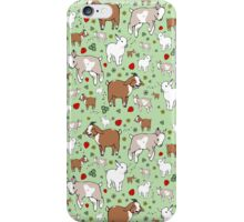 Goats iPhone Case/Skin