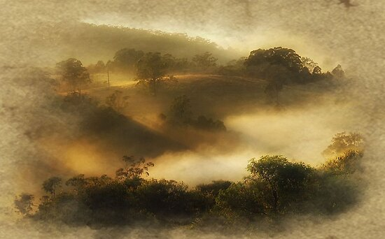 "'Painted Mist"" by debsphotos"