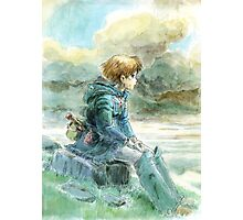 Nausicaa of the Valley of the Wind - Hayao Miyazaki - Pre Studio Ghibli (HD) Photographic Print