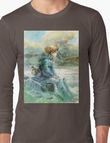 Nausicaa of the Valley of the Wind - Hayao Miyazaki - Pre Studio Ghibli (HD) Long Sleeve T-Shirt