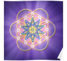 Sacred Geometry 3 Poster