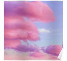 Pink softness Poster