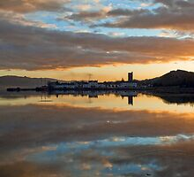 Days End, Inveraray, Argyll by Keith Gooderham