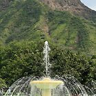 Hawaii: Diamond Head by Kezzarama