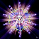 Sacred Geometry 27 by Endre