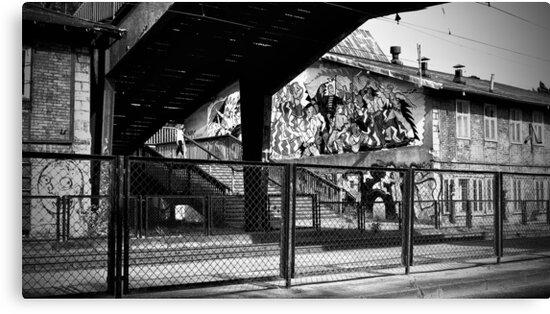 Graffiti by chateaumerlot