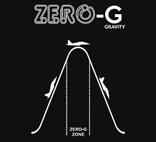 Zero Gravity Diagram Unisex T-Shirt