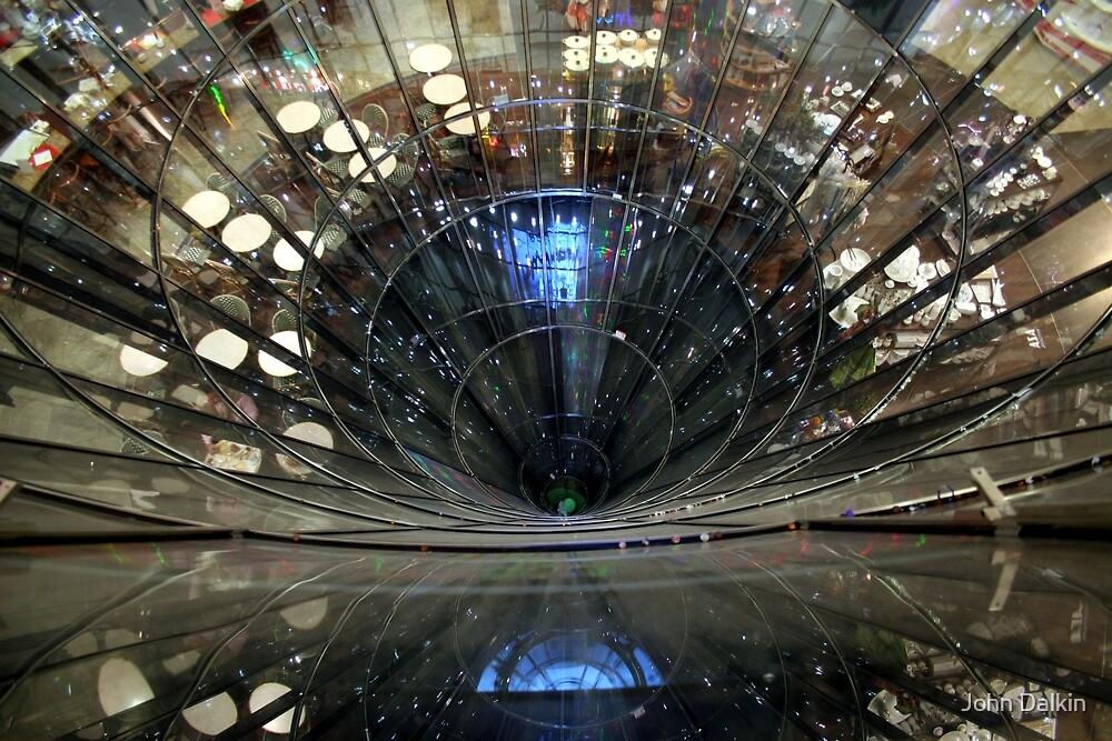 Spiral Descent by John Dalkin
