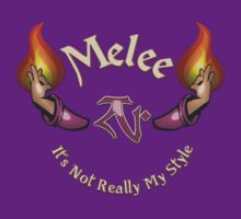 D&D Tee - Melee? T-Shirt