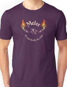 D&D Tee - Melee? Unisex T-Shirt