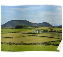 West Donegal.............................Ireland Poster