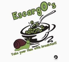 EscargO's Kids Tee