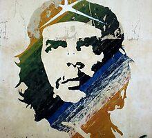 Che Guevara, Cuba by fraukevelghe