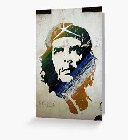 Che Guevara, Cuba Greeting Card