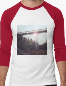 The Bridge Men's Baseball ¾ T-Shirt