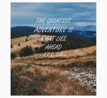 The greatest adventure Kids Tee