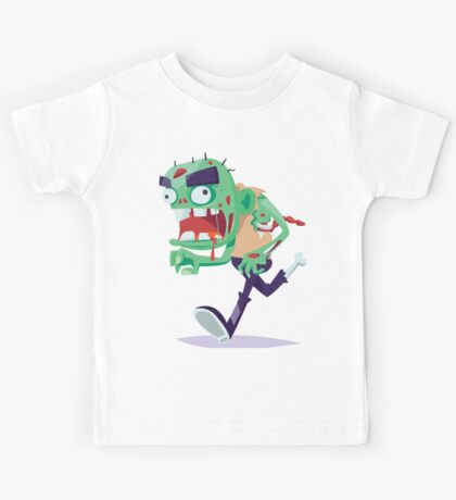 Halloween Monster Kids Tee