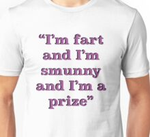 Leslie Knope Quote- Parks & Rec (Pink Text) Unisex T-Shirt