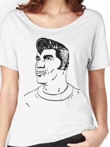 Kool Keith - Black Elvis Women's Relaxed Fit T-Shirt