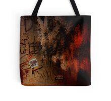 Oblivion Or Bust - At The Meat Locker Cabaret  Tote Bag