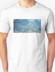 Springtime Magnolias Unisex T-Shirt