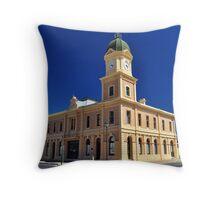Council Offices Moonta SA Throw Pillow