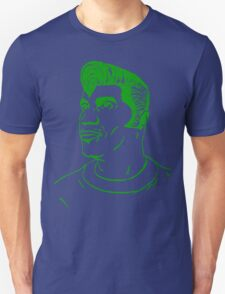 Kool Keith - Black Elvis (green) Unisex T-Shirt