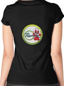 primal zen Women's Fitted Scoop T-Shirt