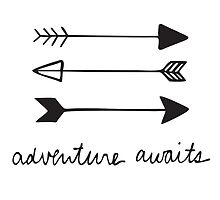 Adventure Awaits by carolyndesigns