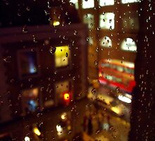 London rain by RosLol