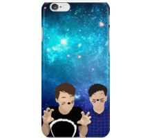 Dan and Phil SPACE iPhone Case/Skin