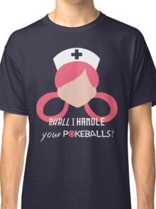 Nurse Joy - Pokemon Classic T-Shirt