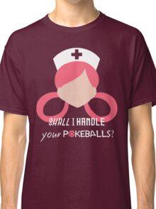Nurse Joy - Pokemon Classic T-Shirt