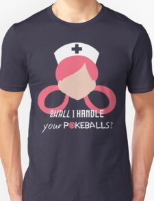 Nurse Joy - Pokemon Unisex T-Shirt