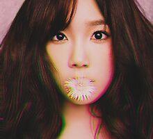 KIM TAE-YEON - GIRLS' GENERATION - KPOP IDOL - DIGITAL EDIT by frc qt
