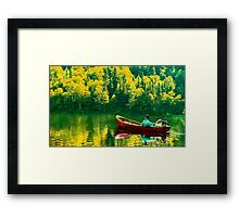 Lazy Sunday Afternoon Framed Print