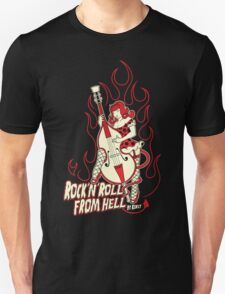 Rock´n´roll from hell T-Shirt